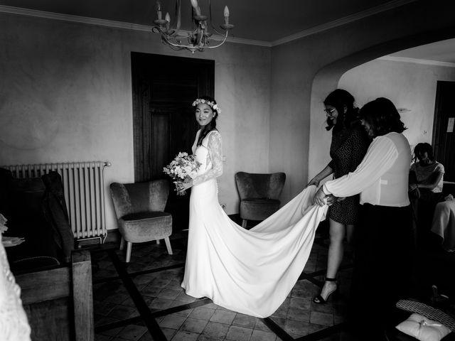 Le mariage de Nicolas et Anne-Sophie à Lacenas, Rhône 12