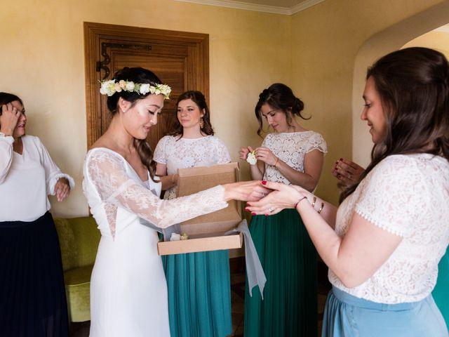 Le mariage de Nicolas et Anne-Sophie à Lacenas, Rhône 13