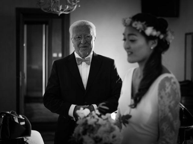 Le mariage de Nicolas et Anne-Sophie à Lacenas, Rhône 15