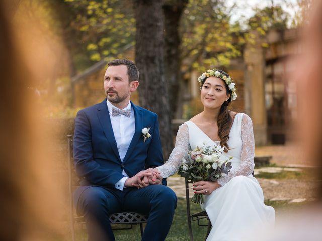 Le mariage de Nicolas et Anne-Sophie à Lacenas, Rhône 22