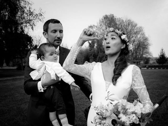 Le mariage de Nicolas et Anne-Sophie à Lacenas, Rhône 27