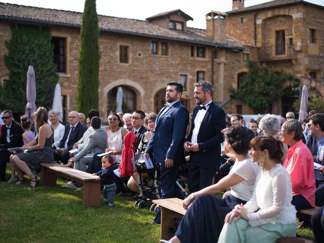 Le mariage de Nicolas et Anne-Sophie à Lacenas, Rhône 28