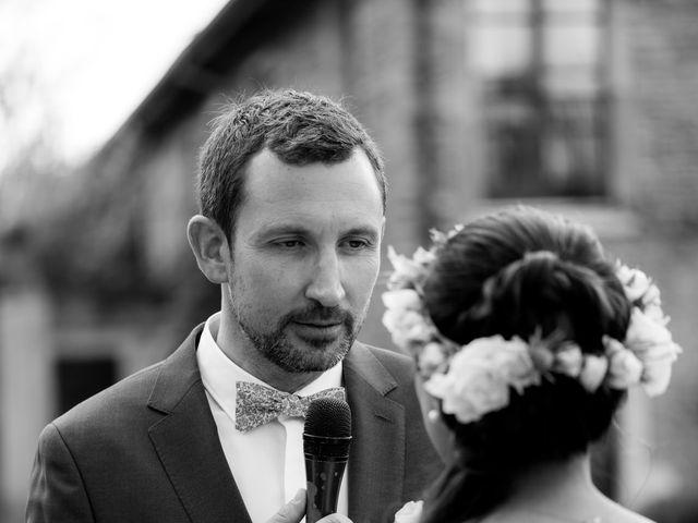 Le mariage de Nicolas et Anne-Sophie à Lacenas, Rhône 43