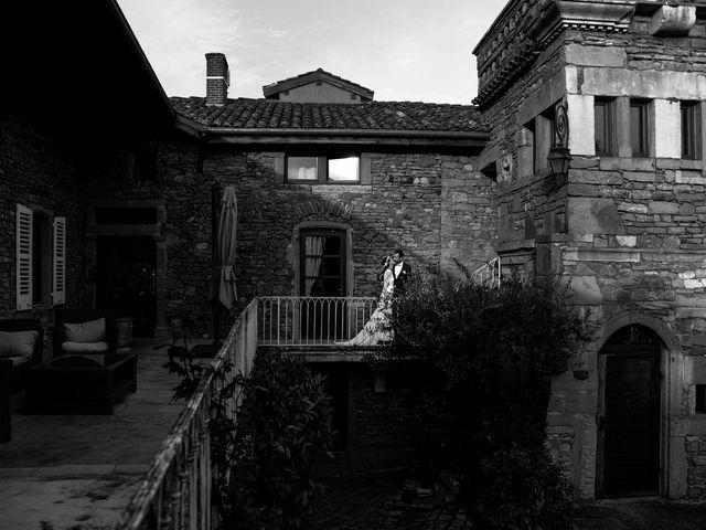 Le mariage de Nicolas et Anne-Sophie à Lacenas, Rhône 58