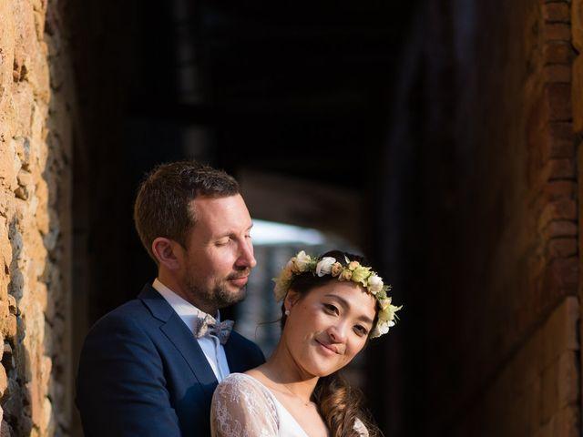 Le mariage de Nicolas et Anne-Sophie à Lacenas, Rhône 62