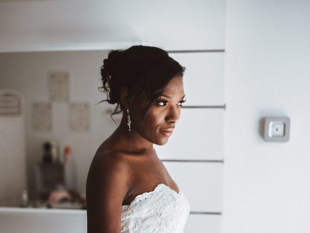 Le mariage de Adrien et Vanessa à Annemasse, Haute-Savoie 9