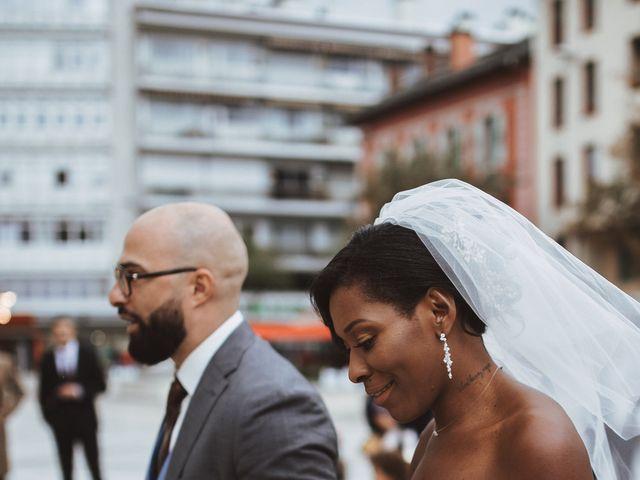 Le mariage de Adrien et Vanessa à Annemasse, Haute-Savoie 18