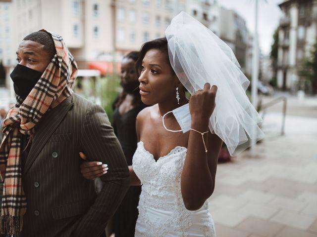 Le mariage de Adrien et Vanessa à Annemasse, Haute-Savoie 19
