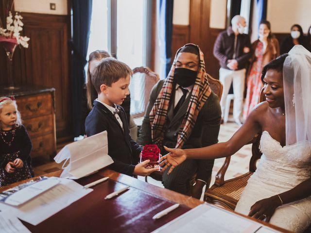 Le mariage de Adrien et Vanessa à Annemasse, Haute-Savoie 23