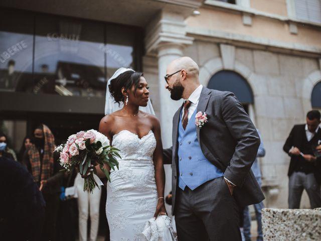 Le mariage de Adrien et Vanessa à Annemasse, Haute-Savoie 27