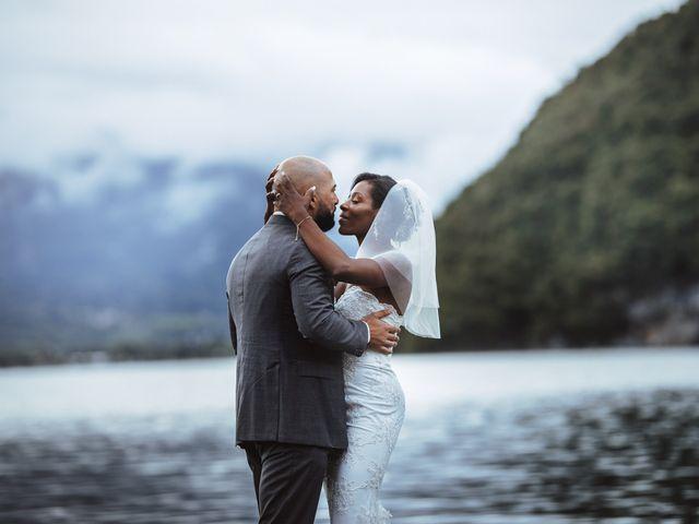 Le mariage de Adrien et Vanessa à Annemasse, Haute-Savoie 33
