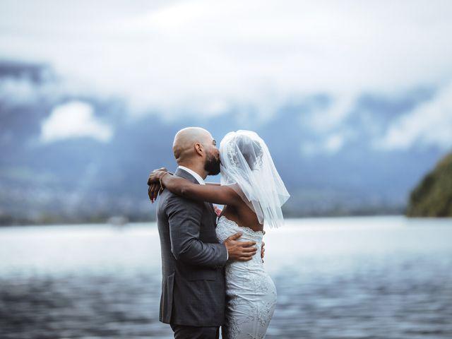 Le mariage de Adrien et Vanessa à Annemasse, Haute-Savoie 1