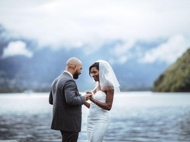 Le mariage de Adrien et Vanessa à Annemasse, Haute-Savoie 37