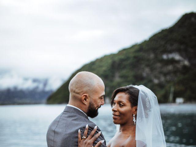 Le mariage de Adrien et Vanessa à Annemasse, Haute-Savoie 39