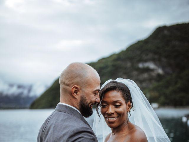 Le mariage de Adrien et Vanessa à Annemasse, Haute-Savoie 40