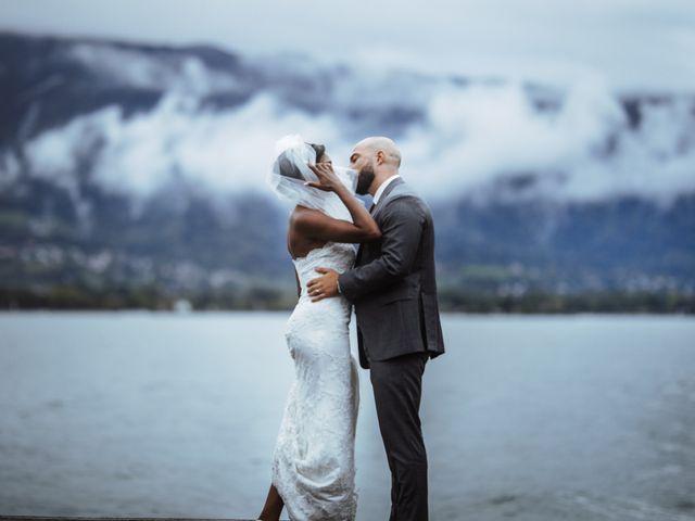 Le mariage de Adrien et Vanessa à Annemasse, Haute-Savoie 41