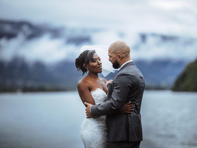 Le mariage de Adrien et Vanessa à Annemasse, Haute-Savoie 43