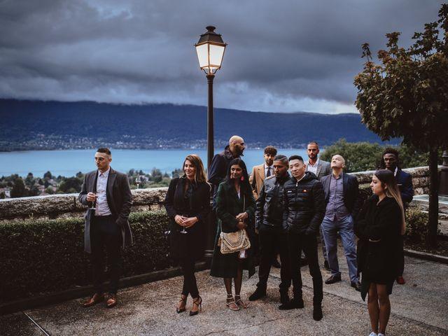 Le mariage de Adrien et Vanessa à Annemasse, Haute-Savoie 51