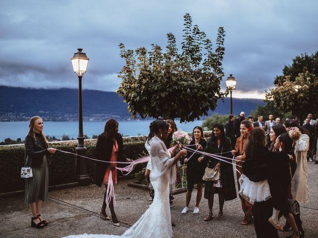 Le mariage de Adrien et Vanessa à Annemasse, Haute-Savoie 52