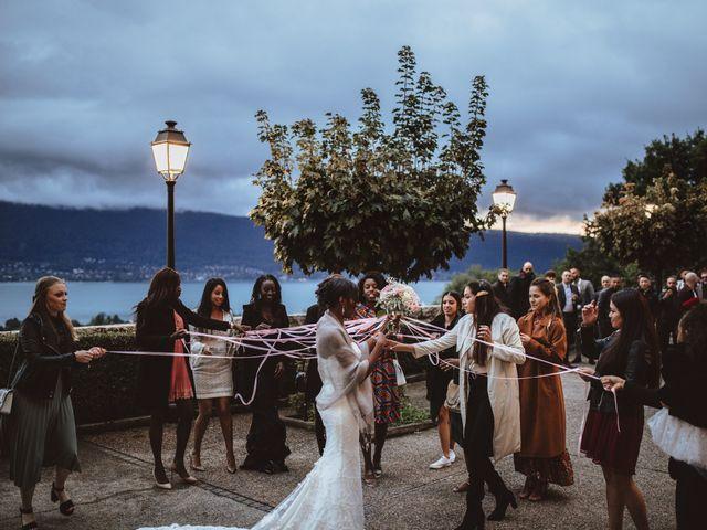 Le mariage de Adrien et Vanessa à Annemasse, Haute-Savoie 53