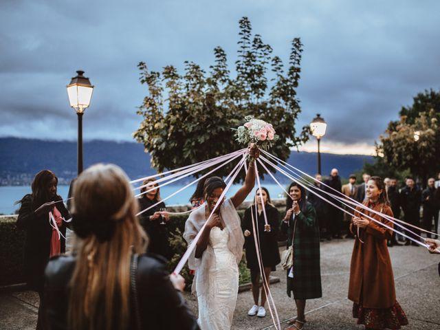 Le mariage de Adrien et Vanessa à Annemasse, Haute-Savoie 54