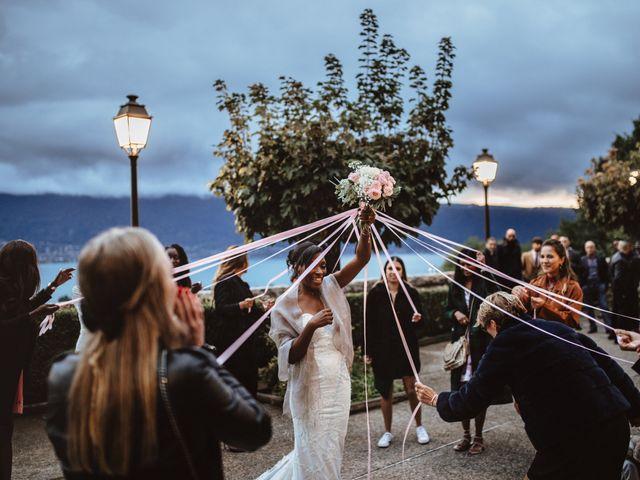 Le mariage de Adrien et Vanessa à Annemasse, Haute-Savoie 55