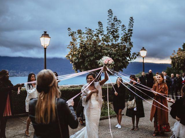 Le mariage de Adrien et Vanessa à Annemasse, Haute-Savoie 56