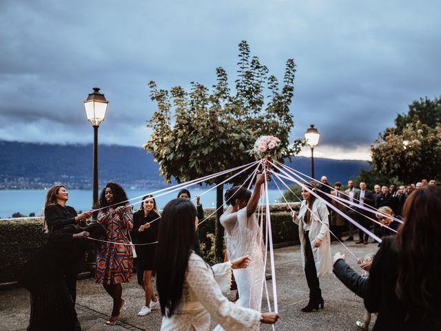 Le mariage de Adrien et Vanessa à Annemasse, Haute-Savoie 57