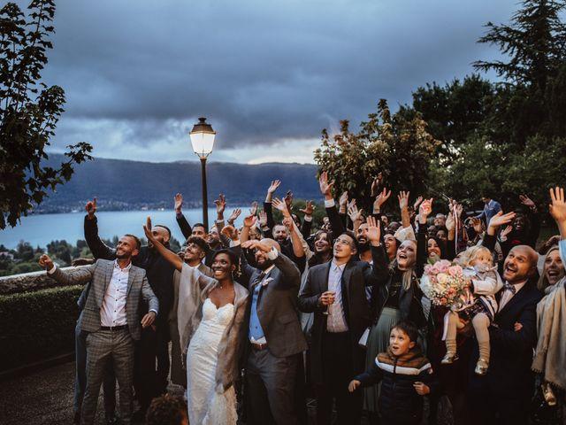 Le mariage de Adrien et Vanessa à Annemasse, Haute-Savoie 60