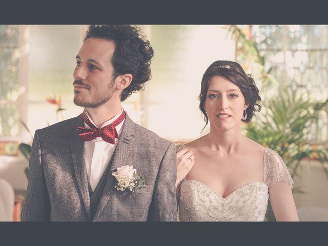 Le mariage de Raphaël et Sarah à Rousset, Bouches-du-Rhône 1