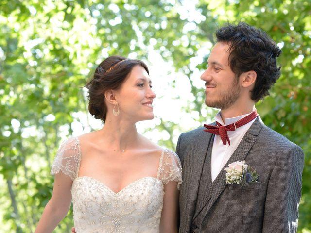Le mariage de Raphaël et Sarah à Rousset, Bouches-du-Rhône 8