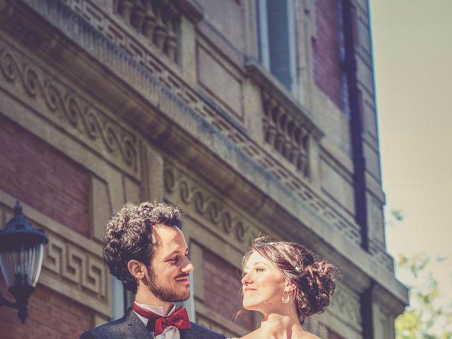 Le mariage de Sarah et Raphaël