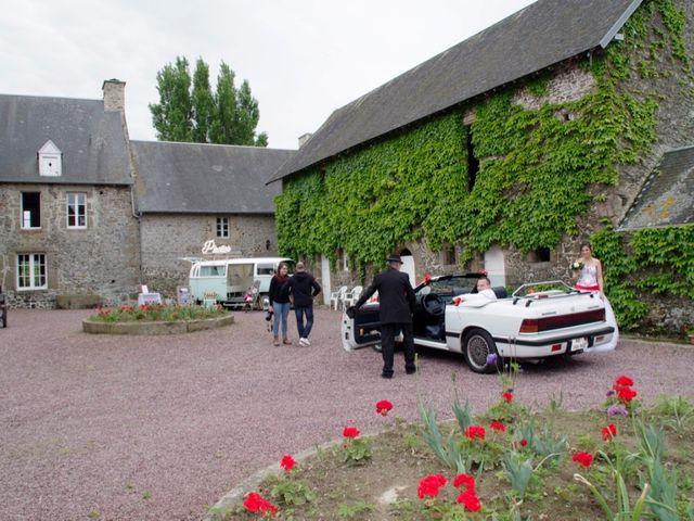 Le mariage de Séverin et Bérengère à Blainville-sur-Mer, Manche 2