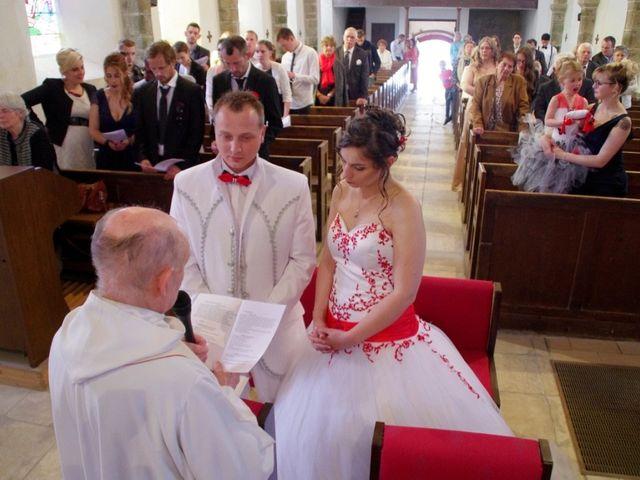 Le mariage de Séverin et Bérengère à Blainville-sur-Mer, Manche 8