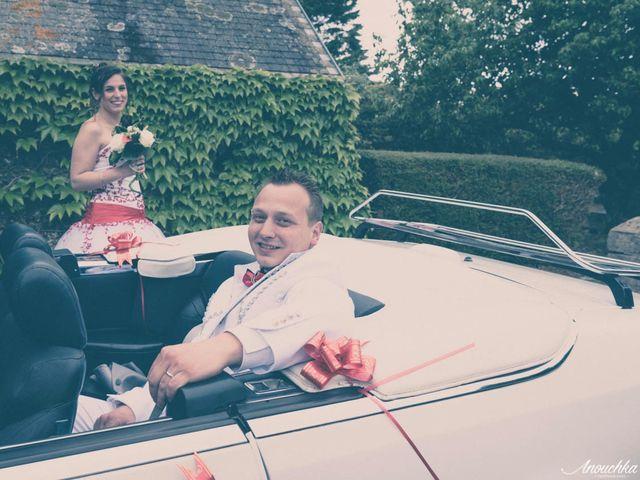 Le mariage de Séverin et Bérengère à Blainville-sur-Mer, Manche 14