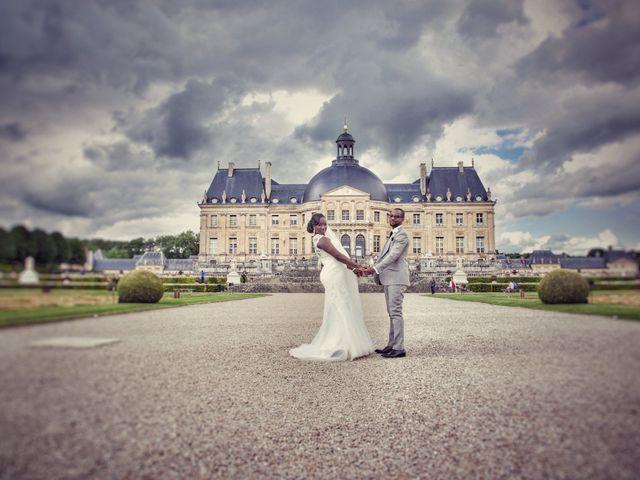 Le mariage de Naba et Olivier