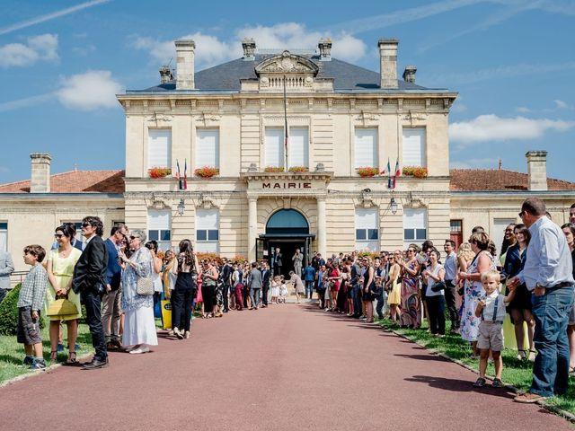 Le mariage de Bastien et Marie à Bordeaux, Gironde 49