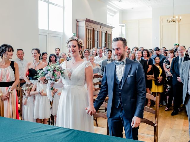 Le mariage de Bastien et Marie à Bordeaux, Gironde 55