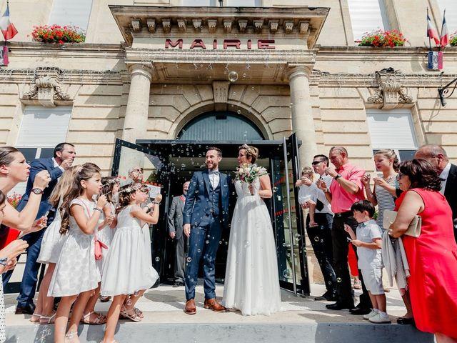 Le mariage de Bastien et Marie à Bordeaux, Gironde 62