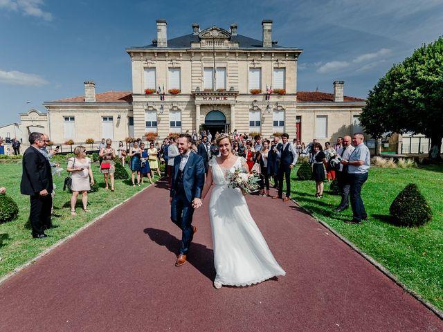 Le mariage de Bastien et Marie à Bordeaux, Gironde 64