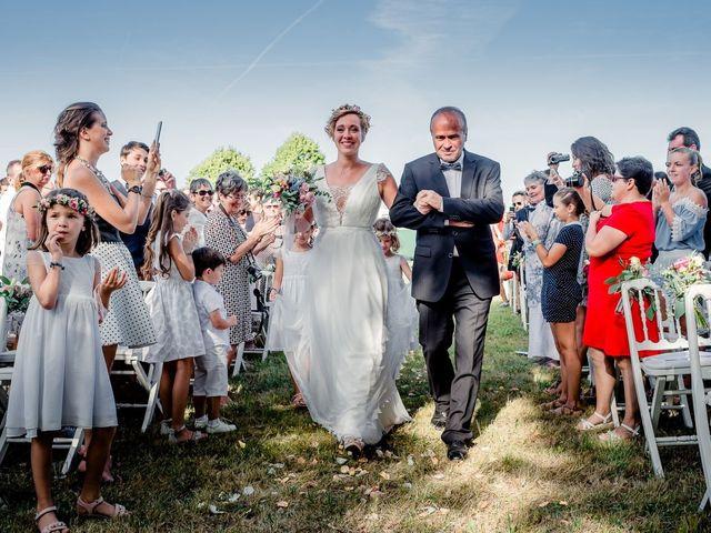 Le mariage de Bastien et Marie à Bordeaux, Gironde 74