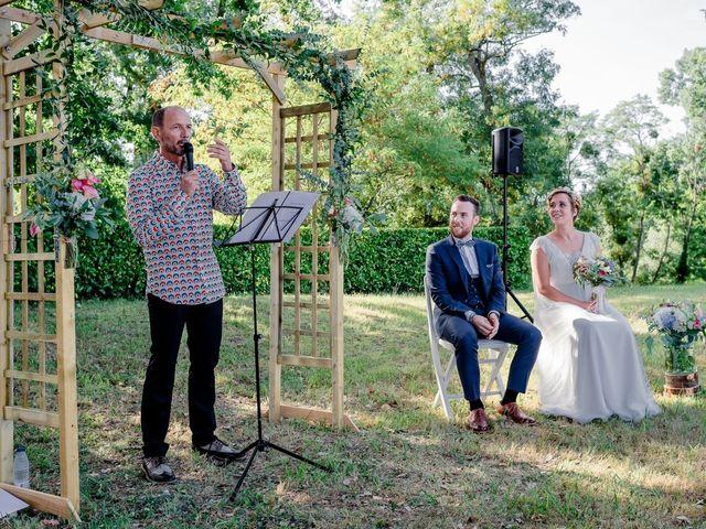 Le mariage de Bastien et Marie à Bordeaux, Gironde 77