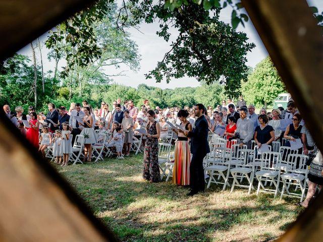 Le mariage de Bastien et Marie à Bordeaux, Gironde 81