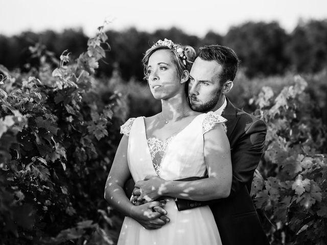 Le mariage de Bastien et Marie à Bordeaux, Gironde 122