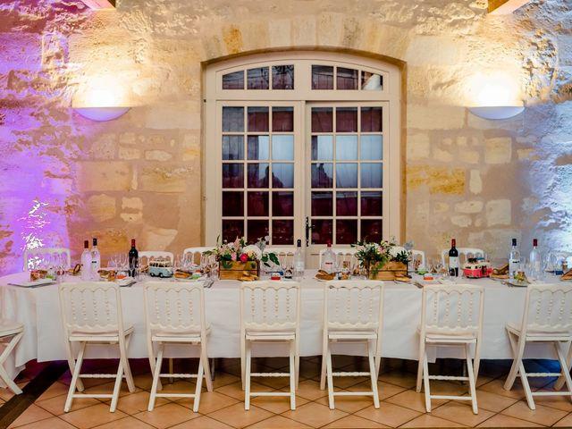 Le mariage de Bastien et Marie à Bordeaux, Gironde 137
