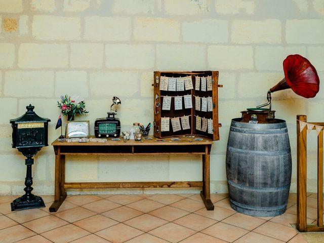 Le mariage de Bastien et Marie à Bordeaux, Gironde 140