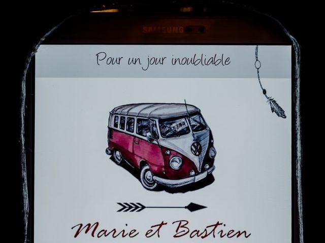 Le mariage de Bastien et Marie à Bordeaux, Gironde 147