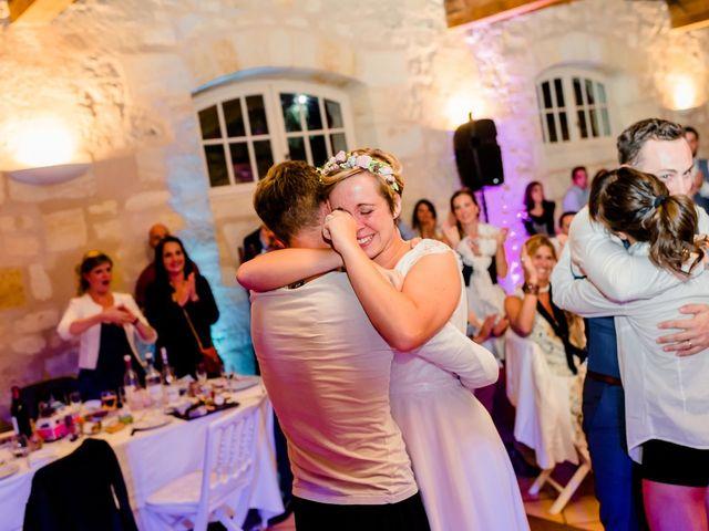 Le mariage de Bastien et Marie à Bordeaux, Gironde 154