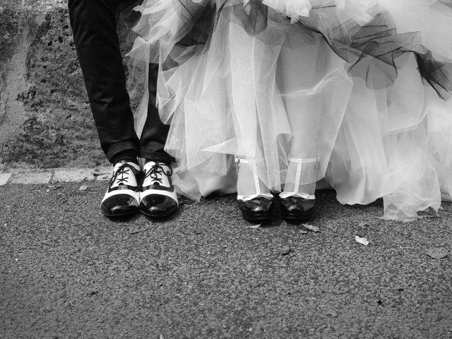 Le mariage de Jeremy et Alexandra à Birac, Charente 23
