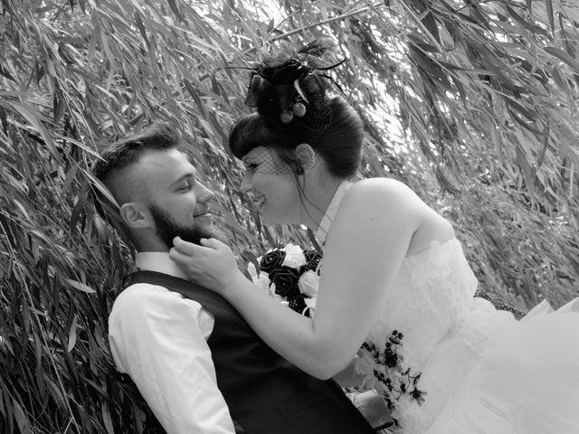Le mariage de Jeremy et Alexandra à Birac, Charente 24